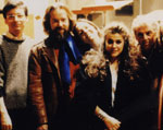 Jean Chatauret with Barenboim, Bartoli and tomilson